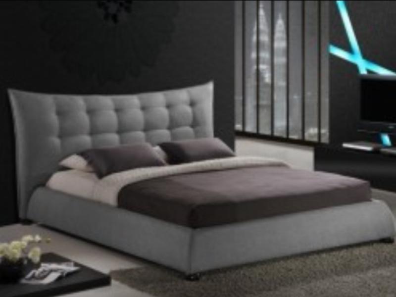 Swan Modern Platform Bed: Posh Beds & Mattresses